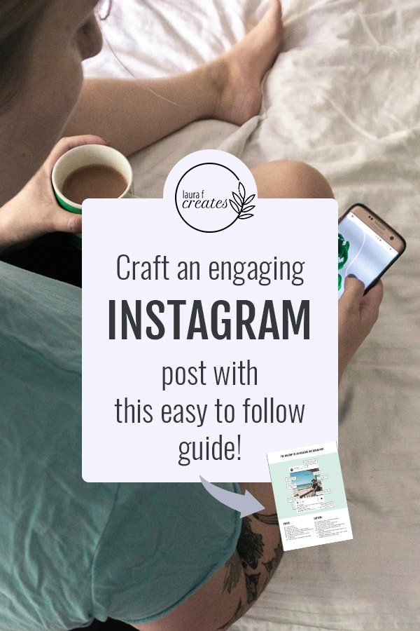 Craft an engaging Instagram post with this easy to follow guide